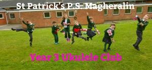 St Patrick's Year 3 Ukulele